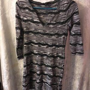 White House Black Market Dress/long top-XS
